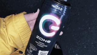 zone エナジードリンク 効果 カフェイン